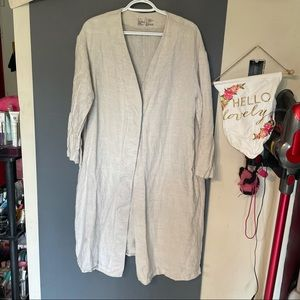 XL JACKET OR SWIMSUIT COVER UP